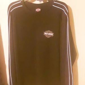 Dri-fit Harley Davidson longsleeve shirt
